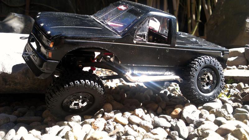 Chevy Rock Crawler : Scale ultimate crawlers mini losi crawler