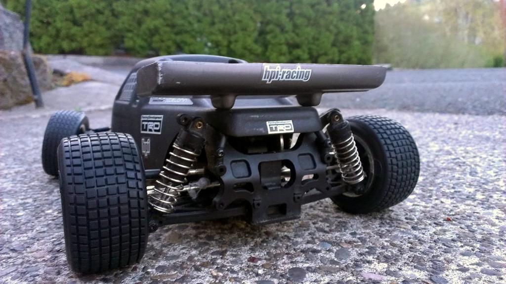 Scale Ultimate Crawlers - Losi Mini Street Buggy