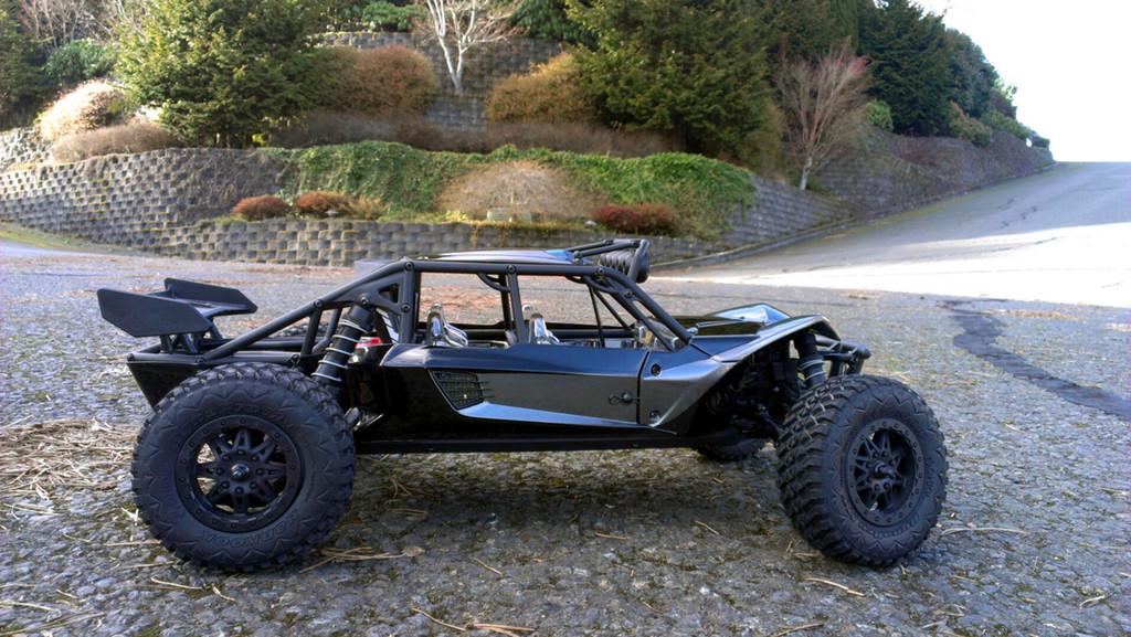 Subaru Buggy Kit >> Scale Ultimate Crawlers - Exo Terra Buggy, Axial
